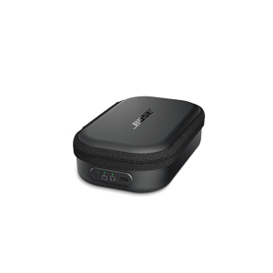 Bose Soundsport earphones charging case