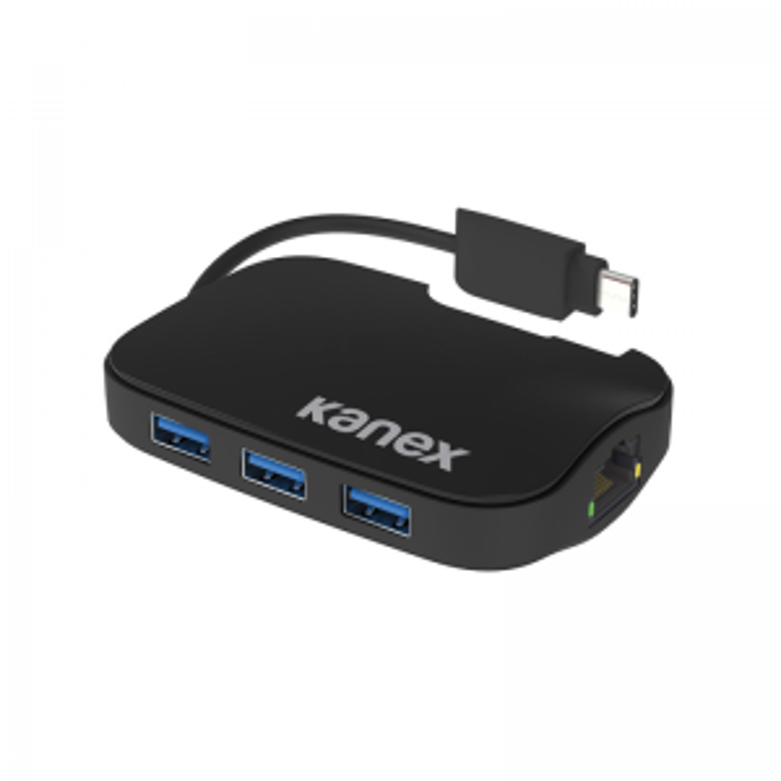 Kanex USB-C 3-port Hub with Gigabit Ethernet