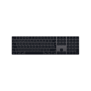 Apple Magic Keyboard with Numeric Keypad INT - Space Gray