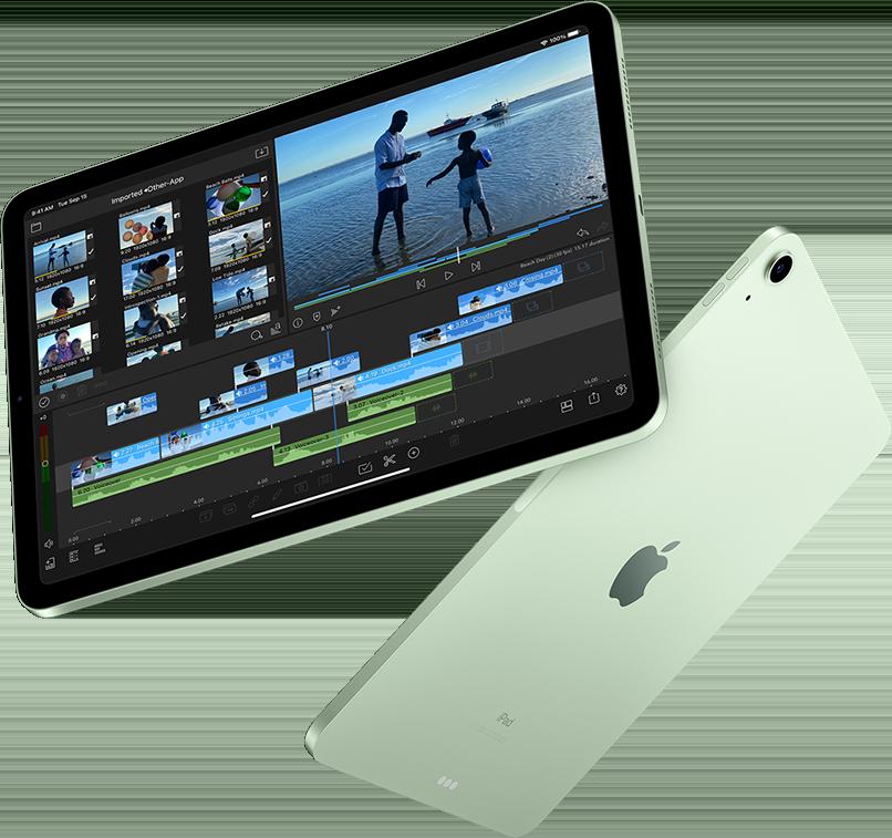 iPad Air - našumas