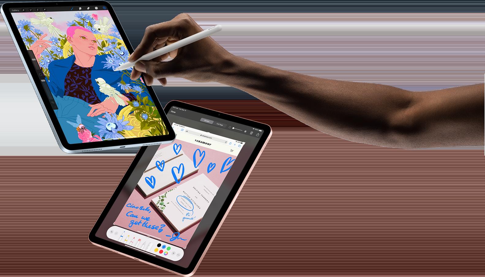 iPad Air - Pencil